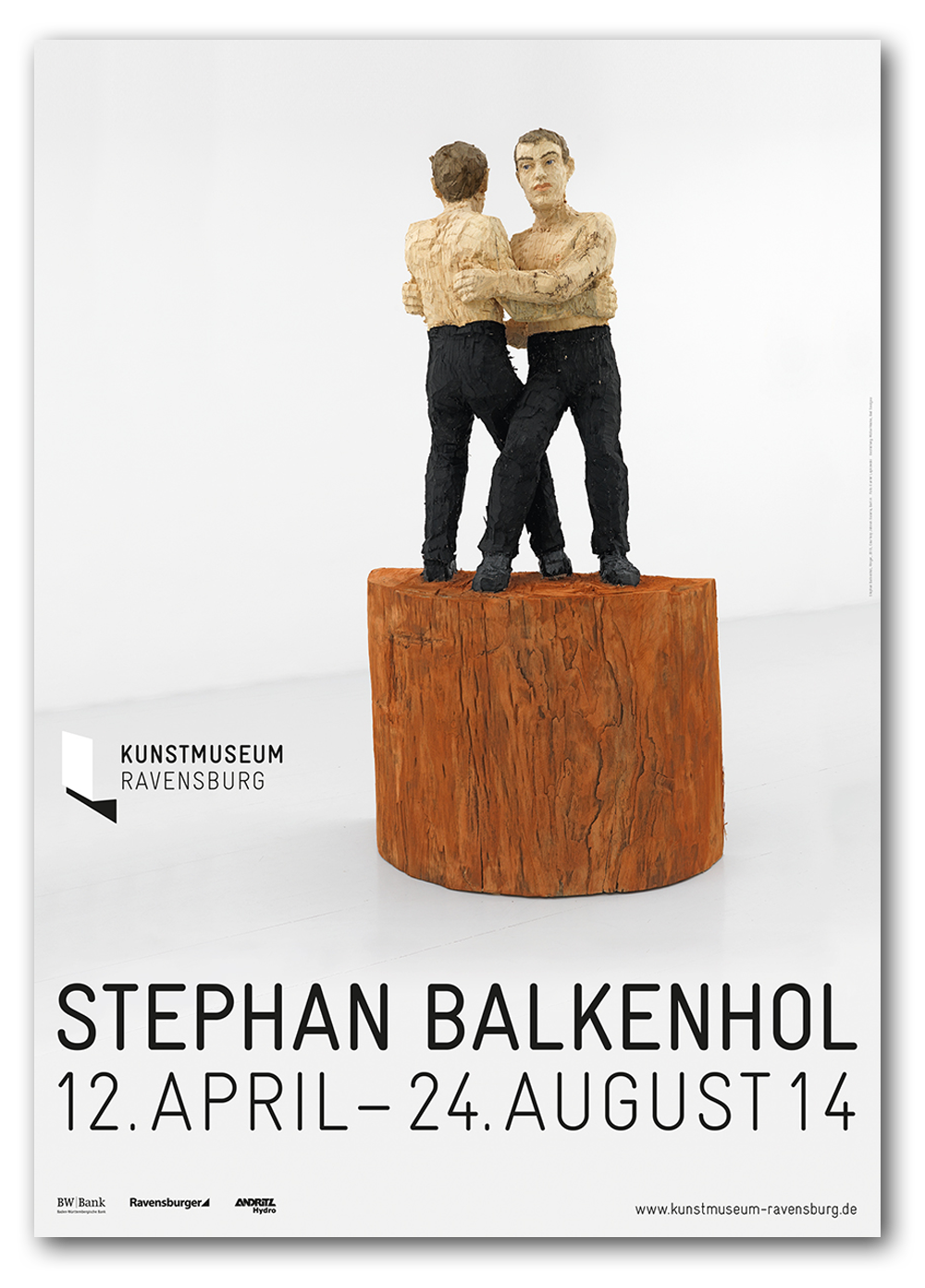 ausstellungsplakate kunstmuseum ravensburg. Black Bedroom Furniture Sets. Home Design Ideas